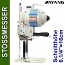 "DAYANG CZD-103 8"" Sto�messermaschine 8"", 230V, Schnitth�he 6.1/4""=16cm"