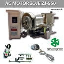 Zoje AC Servo Motor mit Positionsgeber 550W 230Volt 4500 RPM - Brushless Energy Saving Machine Motor