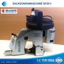 High Speed Shunfa SF26-1A - Sacknähmaschine Bag closing machine
