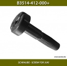 B3514-412-000+ SCHRAUBE FOR JUKI - SCREW FOR JUKI