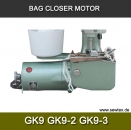 MOTOR für Sacknähmaschinen GK9, GK9-1, GK9-2, GK9-3 - Motor for Bag Closer