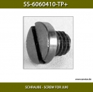 SS-6060410-TP+ SCHRAUBE FOR JUKI - SCREW FOR JUKI