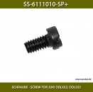 SS-6111010-SP+ SCHRAUBE FOR JUKI DDL552, DDL555 - SCREW FOR JUKI