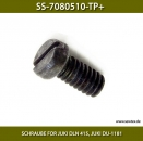 SS-7080510-TP+ SCHRAUBE FOR JUKI DLN 415, JUKI DU-1181 - SCREW FOR JUKI